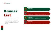 크리스마스 선물 프레젠테이션을 위한 구글슬라이드 템플릿_30