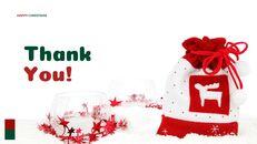 크리스마스 선물 프레젠테이션을 위한 구글슬라이드 템플릿_40