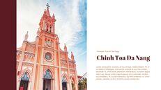 다낭 & 호이안 베트남 비즈니스 사업 템플릿 PPT_04