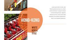 홍콩 베스트 비즈니스 파워포인트 템플릿_05