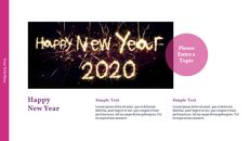 Love 2020 프레젠테이션용 PowerPoint 템플릿_28