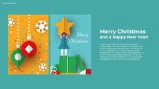 크리스마스 장난감 심플한 구글슬라이드_13