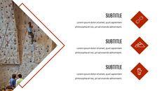 암벽 등반가 테마 Google 슬라이드_05
