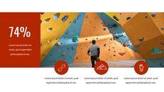 암벽 등반가 테마 Google 슬라이드_22
