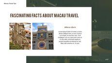 마카오 여행 PPT 테마 슬라이드_10