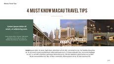 마카오 여행 PPT 테마 슬라이드_16