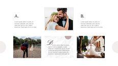 아름다운 결혼식 비즈니스 프레젠테이션 PPT_12