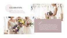아름다운 결혼식 비즈니스 프레젠테이션 PPT_14