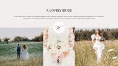 아름다운 결혼식 비즈니스 프레젠테이션 PPT_20