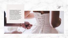 아름다운 결혼식 프레젠테이션용 Google 슬라이드 테마_03