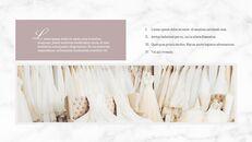 아름다운 결혼식 프레젠테이션용 Google 슬라이드 테마_07
