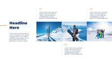 스노우 보드 & 스키 프레젠테이션 템플릿_09