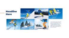 스노우 보드 & 스키 프레젠테이션 템플릿_20