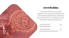 최신 스트리트 스타일 패션 Google 슬라이드 템플릿 다이어그램 디자인_09