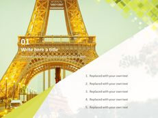 The Eiffel Tower - PowerPoint Download Free_03