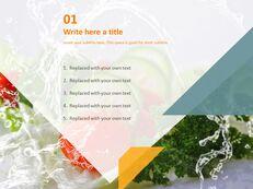Free Presentation Templates - Mayonnaise Salad_03