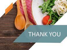 Free Presentation Templates - Mayonnaise Salad_06