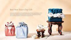 한국의 설날 선물 Google 프레젠테이션 템플릿_14