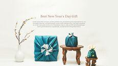 한국의 설날 선물 파워포인트 디자인 아이디어_23