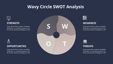 Circle SWOT 분석 다이어그램_06
