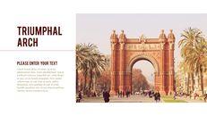 스페인 여행 프리미엄 파워포인트 템플릿_04