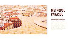 스페인 여행 프리미엄 파워포인트 템플릿_16