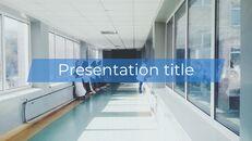블루컨셉 의학 관련 편집이 쉬운 구글 슬라이드 템플릿_03
