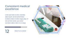 블루컨셉 의학 관련 편집이 쉬운 구글 슬라이드 템플릿_05
