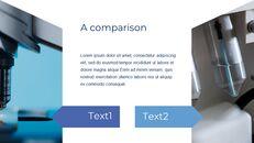 블루컨셉 의학 관련 편집이 쉬운 구글 슬라이드 템플릿_06
