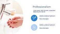 블루컨셉 의학 관련 편집이 쉬운 구글 슬라이드 템플릿_13