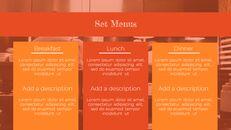 훌륭한 요리 (퀴진) Google 파워포인트 프레젠테이션_08