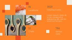 훌륭한 요리 (퀴진) Google 파워포인트 프레젠테이션_09