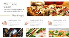 훌륭한 요리 (퀴진) Google 파워포인트 프레젠테이션_27