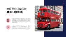 재미있는 여행, 런던 비즈니스 PPT_05