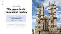 재미있는 여행, 런던 비즈니스 PPT_07
