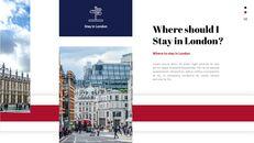 재미있는 여행, 런던 비즈니스 PPT_08