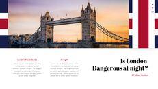 재미있는 여행, 런던 비즈니스 PPT_10