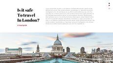 재미있는 여행, 런던 비즈니스 PPT_11