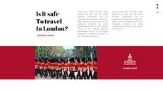 재미있는 여행, 런던 비즈니스 PPT_16