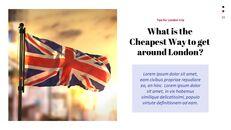 재미있는 여행, 런던 비즈니스 PPT_20