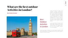 재미있는 여행, 런던 비즈니스 PPT_26