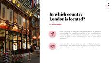 재미있는 여행, 런던 비즈니스 PPT_27