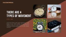 과거부터 현재까지 : 시계 정보 프레젠테이션_12