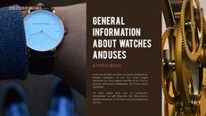 과거부터 현재까지 : 시계 정보 프레젠테이션_13