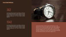 과거부터 현재까지 : 시계 정보 프레젠테이션_18