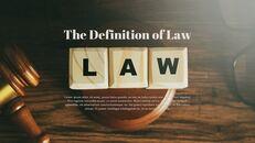 법률 편집이 쉬운 PPT 템플릿_03