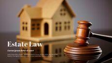 법률 편집이 쉬운 PPT 템플릿_13