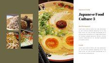 일본 요리 프레젠테이션을 위한 구글슬라이드 템플릿_08