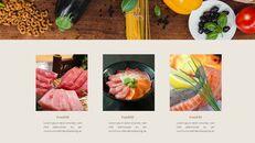 일본 요리 프레젠테이션을 위한 구글슬라이드 템플릿_12