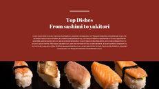 일본 요리 프레젠테이션을 위한 구글슬라이드 템플릿_17